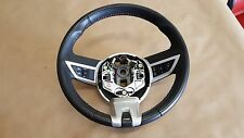 2010 2011 Camaro SS Black Leather Wrapped Steering wheel Manual
