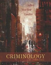 Criminology by Freda Adler