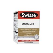 SWISSE ENERGY B+ HIGH CONTENTS VITAMINS 50 Tablets