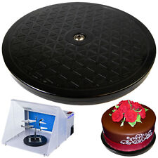 "New 7.5"" Turntable Cake Decorating Stand Swivel Rotating Display Icing Airbrush"