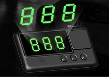 Gps Tracker W/ Head Up Display Speedometer For All Kinds Of Cars & Trucks