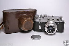 ZORKI 2C Festivalniy Soviet / Russian 35mm Rangefinder Camera, Rare, Collect!