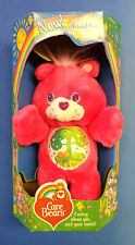 """Care Bears Friend Bear Plush Toy by Kenner 1991 SEALED MIB NRFB 12"""""""