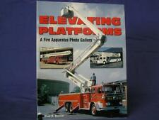 ELEVATING PLATFORMS - A FIRE APPARATUS PHOTO GALLERY