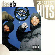 The Very Best of Das EFX [PA] by Das EFX (CD, Jan-2008, Rhino) NEW