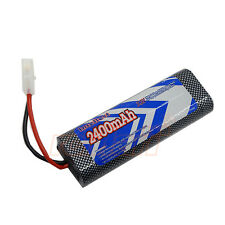 Intellect 7.2V 2400mah NiMh Battery Pack RC Cars 4WD Crawler Drift #IB-2400 7.2V
