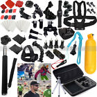 Monopod Pole Floating Mount Accessories Kit For GoPro Hero 1 2 3 4 Sports Camera