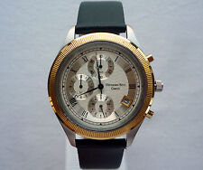 Mercedes Benz Collection Classic Car Accessory Vintage Design Chronograph Watch