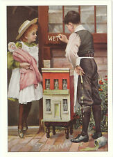 ROBERT  OPIE  ADVERTISING  POSTCARD  -  FRIENDS