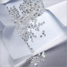 0.05Tcw Real Natural Round Cut Loose Diamonds lot SI-1/G-H Color 8-13 Pieces