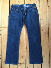 REPLAY LADIES DARK BLUE DENIM IOKO JEANS W28 L32