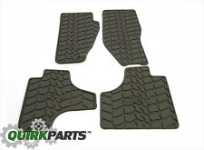 2008-2011 Jeep Liberty Set of 4 Slush Mats Pebble Beige MOPAR GENUINE OEM NEW