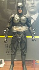 1/6 Scale Armory The Dark Knight Rises Batman Action Figure by Hot Toys LOOSE JC