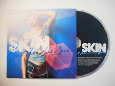 SKIN : JUST LET THE SUN ♦ CD SINGLE PORT GRATUIT ♦