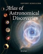 ATLAS OF ASTRONOMICAL DISCOVERIES - NEW HARDCOVER BOOK