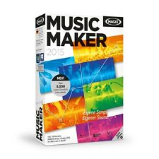 MAGIX Music Maker 2015 - NEU & OVP
