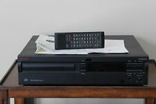 Nakamichi CD Player 2 MusicBank System Changer 6 Disc With Remote Control