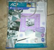 IQ  Arts and Crafts Gift Box and Frame kit