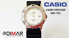 VINTAGE CASIO MD-753 QW.708 JAPON WR.200 O.37mm
