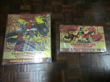 TRANSFORMERS PLATINIUM EDITION OMEGA SUPREME & OPTIMUS PRIME (SUPERLINK ENERGON)