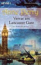 R*14.11.2016 Verrat am Lancaster Gate von Anne Perry (2016, Taschenbuch)