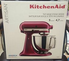 KitchenAid 5 Quart Artisan Stand Mixer - Bordeaux