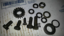 1978 Honda XR75 XR 75 Engine Parts Lot Bolts Gear - AHRMA
