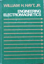Engineering Electromagnetics by William H., Jr. Hay (4th Ed, 1981, Hardcover)