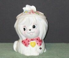 HTF MRS TOODLES COOKIE JAR BY LEFTON ***EXCELLENT CONDITION***