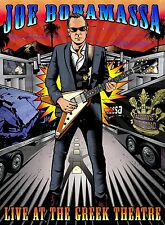 JOE BONAMASSA 'LIVE AT THE GREEK THEATRE' 2 DVD SET (2016)