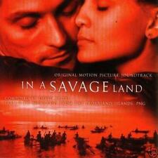 IN A SAVAGE LAND: SOUNDTRACK– 2 CD SET, COMPOSED BY DAVID BRIDIE, 'WOSI' DISC