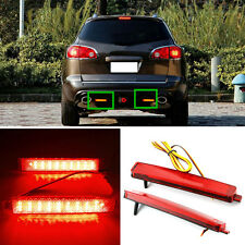 for Buick Enclave 2008-12 Rear Bumper Light Tail Fog Lamp Flashing Signal Lamps