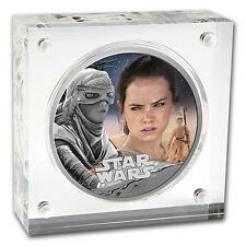 Star Wars: The Force Awakens - Rey 1 oz Silver Proof Coin