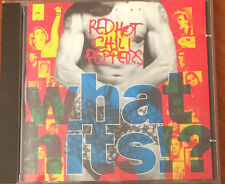 What Hits!? - Red Hot Chili Peppers - Best Of - 1992 - EMI - 18 Tracks - Funk