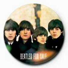 BEATLES for sale - BUTTON BADGE official merchandise - lennon & mccartney