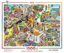 CEACO 1500 PUZZLE WHO STARTED THIS MESS? ROBERT J CRISP #3401-27