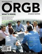 QRGB 2008 - 2009 Academic Year by James Campbell Quick and Debra L. Nelson...