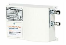 Chronomite Instant-Flow SR30/240 Tankless Hot Water Heater. 30 Amp. 240 Volt.