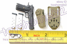 1:6 scale Soldier Story SS094 Marine Raiders MSOT PISTOL with HOLSTER