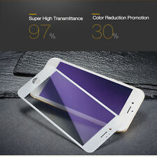 NEW Anti-Blue Light 9H Tempered Glass Screen Protector Film For iPhone 6 6S Plus
