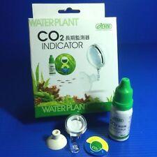 ISTA CO2 pH Test indicator Solution Aquarium aquatic plant moss aquascaping fish