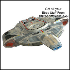 Fridge Fun Refrigerator Magnet STAR TREK SHIP USS Defiant -A- Diecut