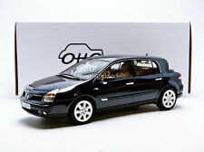 Otto Mobile 2005 Renault Vel Satis 3.5L V6 Dark Blue LE of 1250 1/18 Scale. New!