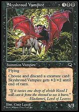 Skyshroud Vampire     EX/NM     Tempest MTG Magic Cards Black