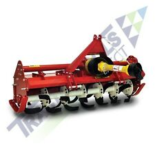"Caroni 59"" Heavy-Duty 5 Foot Rotary Tiller for Compact Tractors, FM 1500"