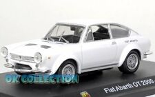 1:43 FIAT ABARTH OT 2000 - 1966 _ Abarth Collection Hachette (12)