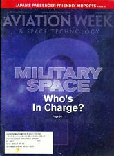 2005 Aviation Week & Space Technology Magazine: Military Space Who's In Charge?