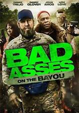 Bad Asses on the Bayou (DVD, 2015, Canadian) VERY GOOD