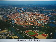 Stadionpostkarte Stadion Lohmühle VfB Lübeck # Lü CS 1007