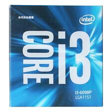 Intel Core i3-6098P Processor (3M Cache, 3.60 GHz) Dual Core FCLGA1151 Socket i3